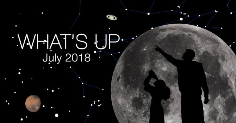 What's Up July 2018