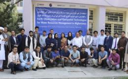 Photo of group training