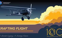 Illustration of aircraft in flight