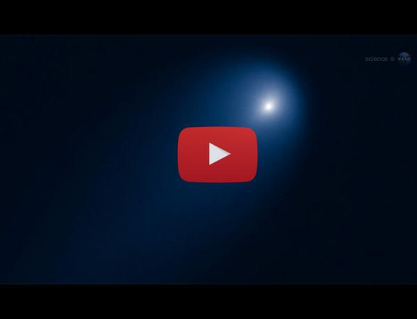 ScienceCasts: Comet ISON to Fly By Mars