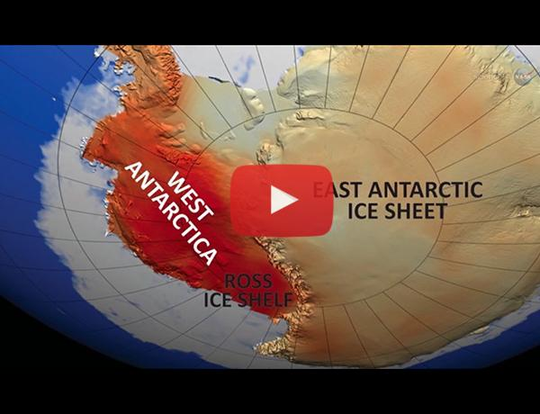 ScienceCasts: No Turning Back - West Antarctic Glaciers in Irreversible Decline
