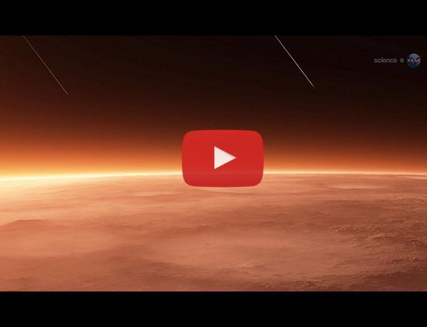 ScienceCasts: Mars vs Comet Siding Spring