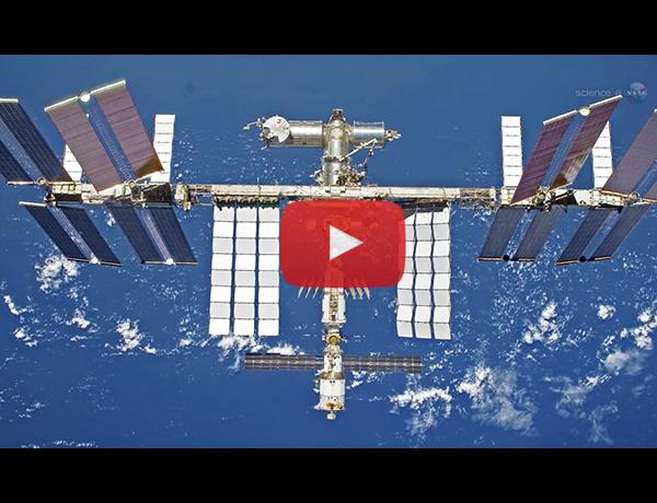 ScienceCasts: A Giant Among Earth Satellites