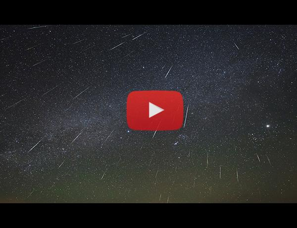 ScienceCasts: Earth Day Meteor Shower