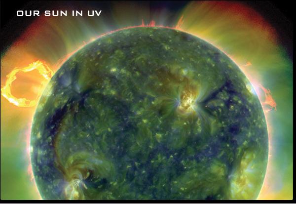 Ultraviolet Waves Science Mission Directorate