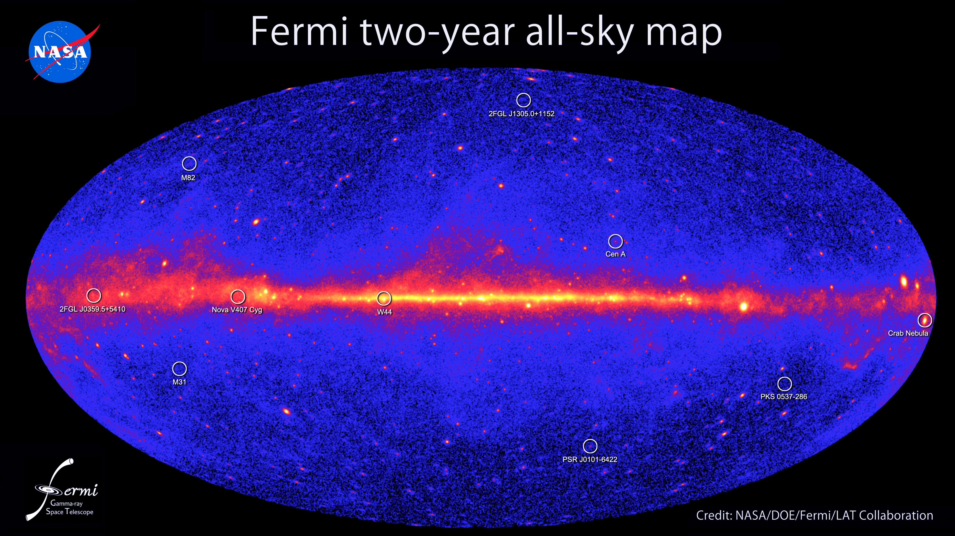 Mysteries In The Night Sky Science Mission Directorate - Astronomical map of galaxies in the us