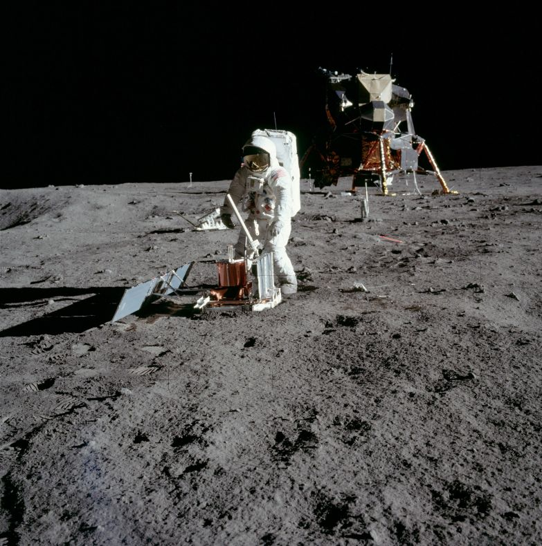 nasa lunar lift off from the moon - photo #38