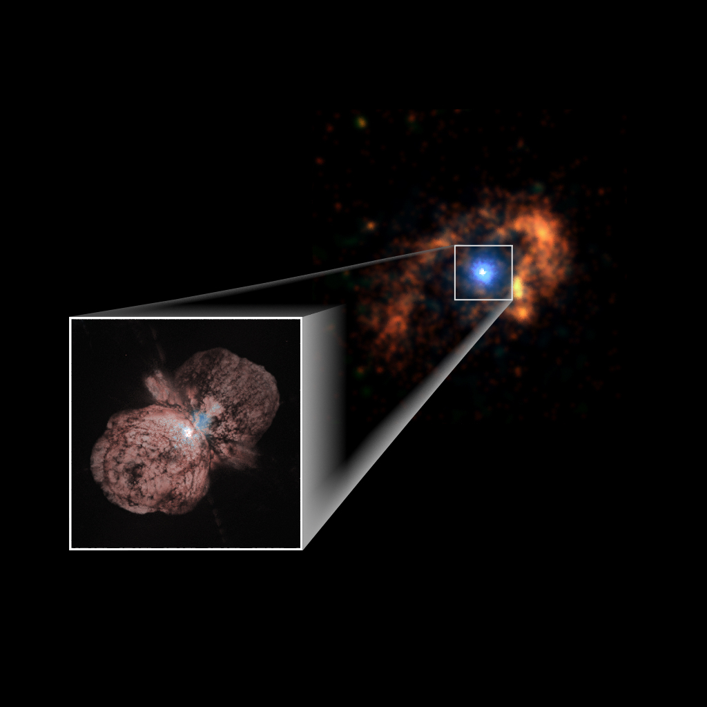 Chandra Takes X-ray Image of Repeat Offender | Science ...