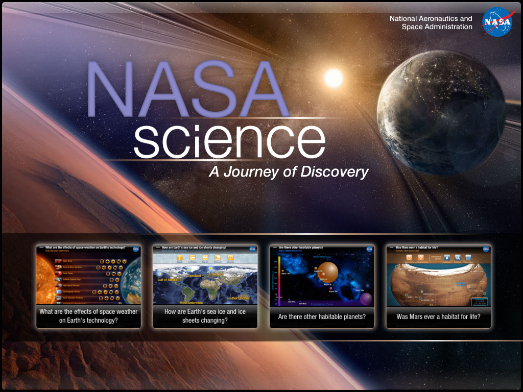 NASA Science Apps | Science Mission Directorate