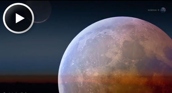 Colorful Lunar Eclipse | Science Mission Directorate