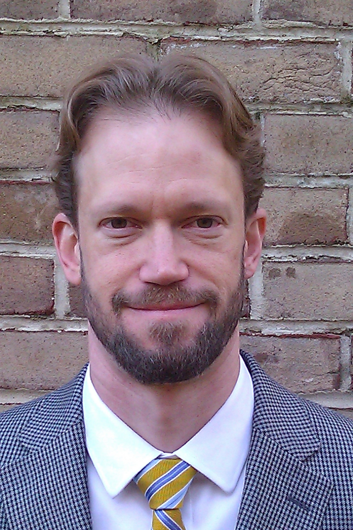 Ben R By Darren Black: Benjamin R. Phillips, Lead For NASA's Earth Surface And