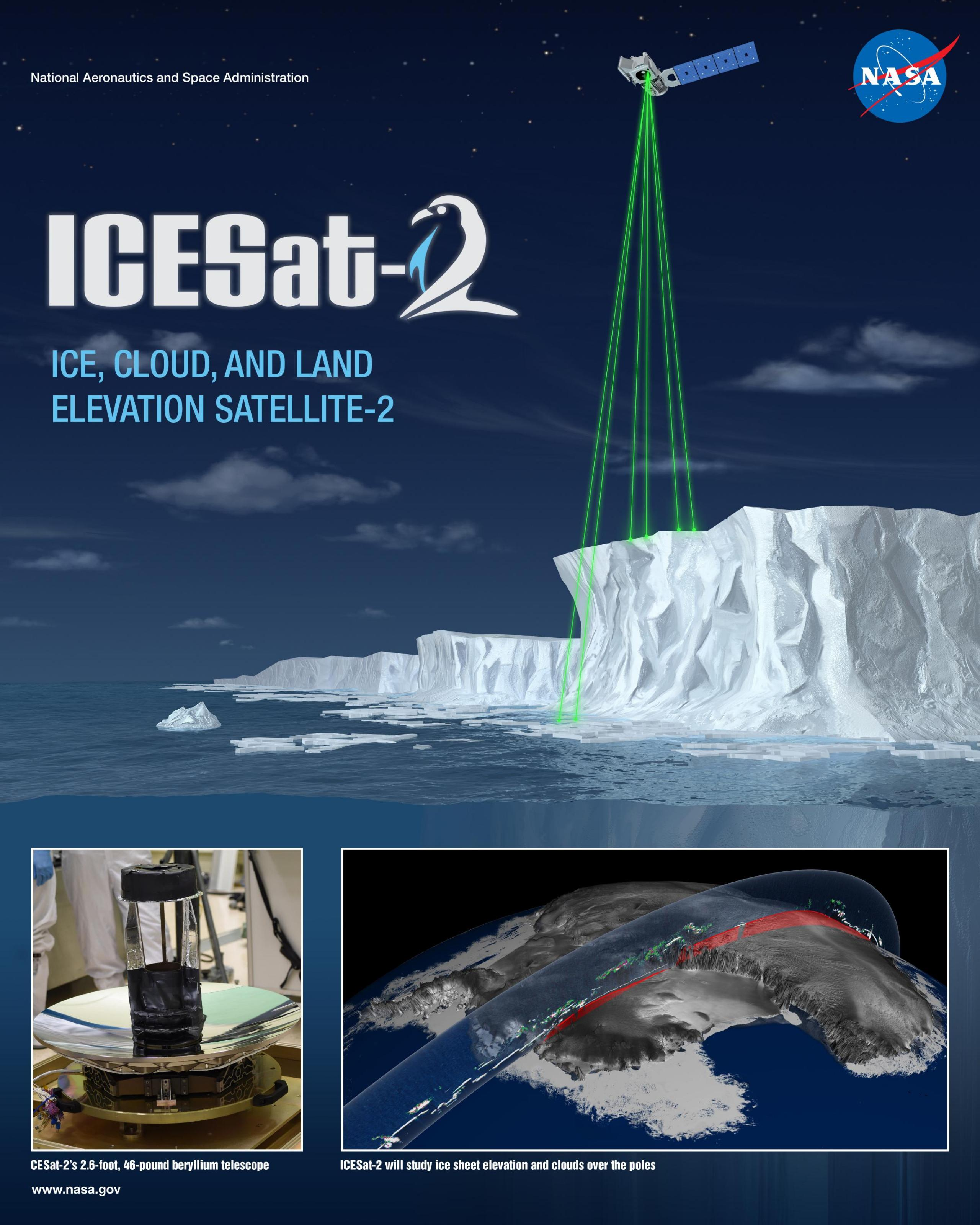 icesat-2 satellite
