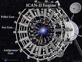 ICAN-II engine