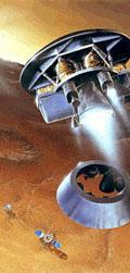 concept of Mars surface sampler