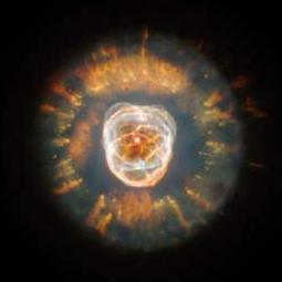 HST image of the Eskimo Nebula