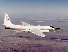 ER-2 airborne sciences aircraft