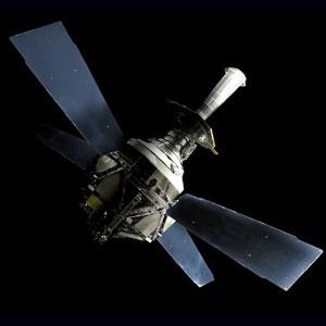 image of gravity probe b