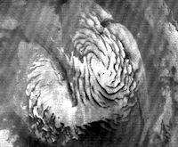 Mystery of the Martian Spirals (Mariner Spirals, 200px)