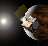 Venus Climate Orbiter (VCO at Venus, 200px)