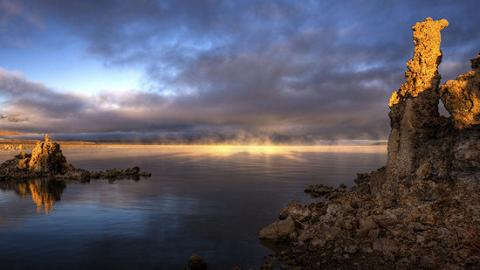 New Life Form Discovered in Mono Lake (Mono Lake, 550px)