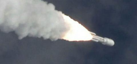 New Mars Rover Successfully Launches (splash)