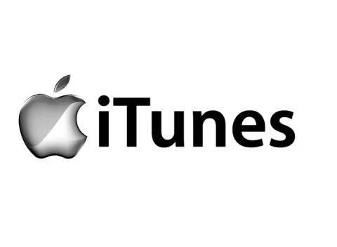 iTunes Horizontal Logo