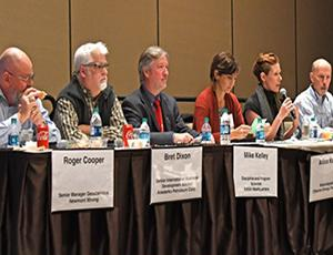 Geological Society of America GeoCareers mentor panel