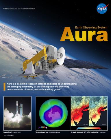 Aura Mission Poster