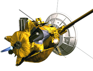 cassini spacecraft icon