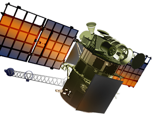 DSCOVR spacecraft icon