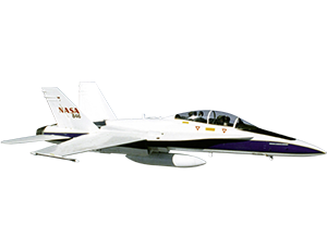 FA 18 spacecraft icon
