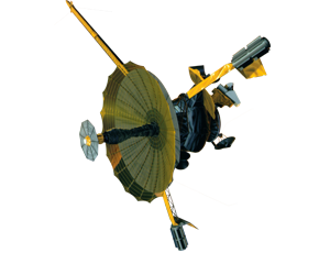 Galileo spacecraft icon