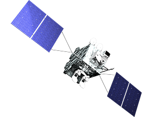 Illustration of GeoCARB spacecraft