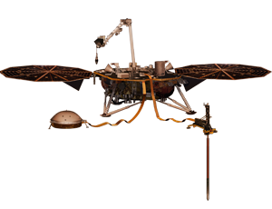 Insight spacecraft icon