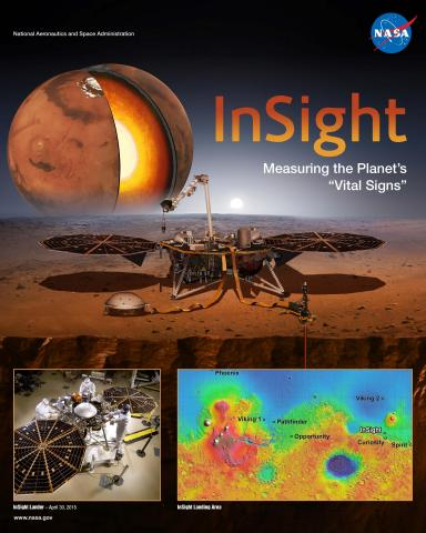 InSight Mission Poster