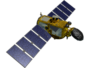 Jason 3 spacecraft icon