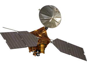 MRO spacecraft icon