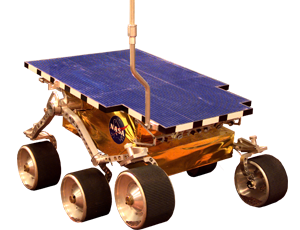 Mars Pathfinder Sojourner spacecraft icon