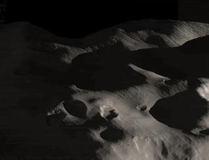 Surface of Epimetheus