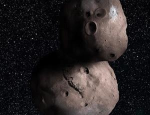 Artist's concept of MU69