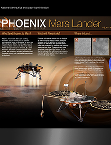 Phoenix Exhibit Poster