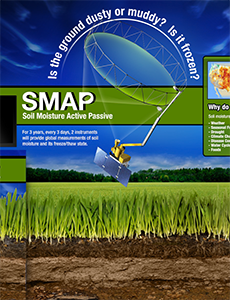 SMAP Exhibit Poster