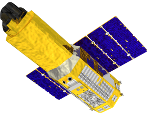 Suzaka spacecraft icon