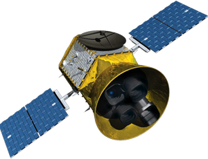 TESS spacecraft icon