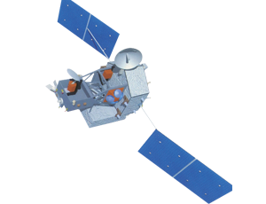 TRMM spacecraft icon