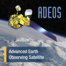 ADEOS Mission Image