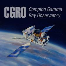 CGRO Mission Image