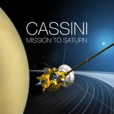 Illustration of Cassini spacecraft