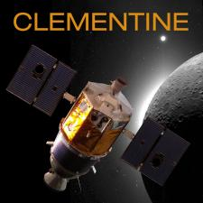 Clementine Mission Image
