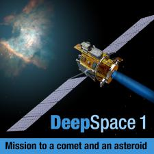 Deep Space 1 Mission Image